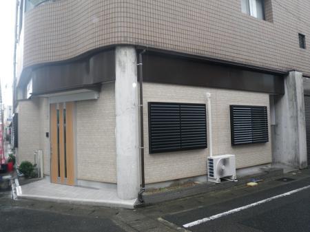 岐阜市 3階建て店舗付住宅全面改修 S様邸