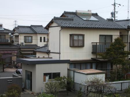 神戸町 太陽熱温水器取替工事 H様邸