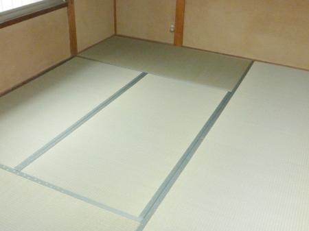 神戸町 和室・洋間床、トイレリフォーム 正力様邸