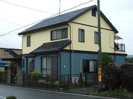 揖斐川町 外壁塗装 K様邸