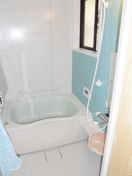 CHOFU「ユメリア」を採用された揖斐川町Y様邸浴室リフォーム
