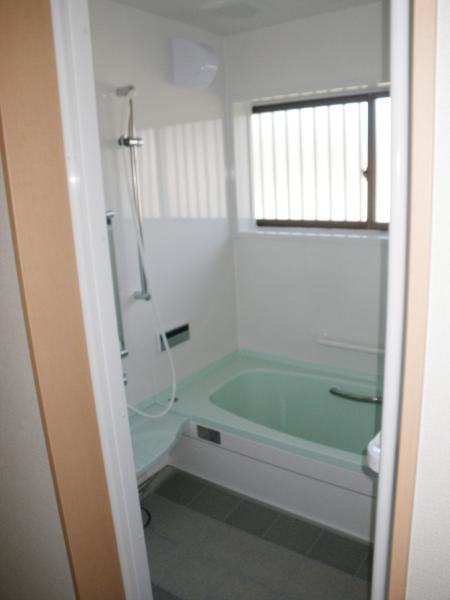 池田町 浴室・オール電化リフォーム K様邸