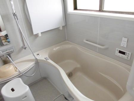 池田町 浴室・外壁ほかリフォーム工事 野村照美様邸