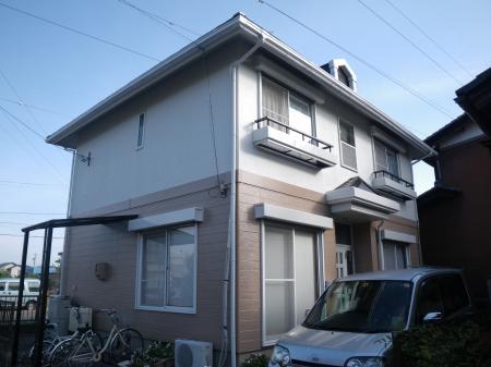 池田町 屋根・外壁塗装 H様邸