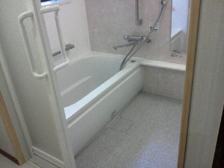 池田町 浴室リフォーム A様邸