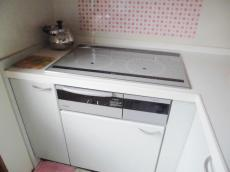 IH調理器も新しく