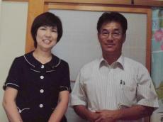 K様と担当リフォームアドバイザー黒田