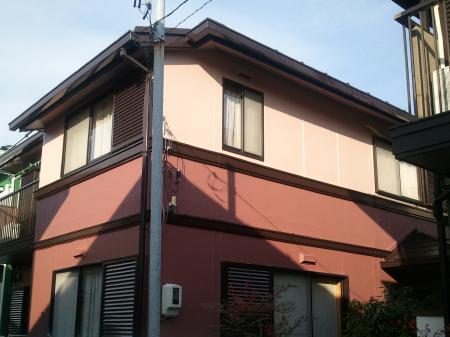 大垣市 外壁塗装 古知丸G様邸
