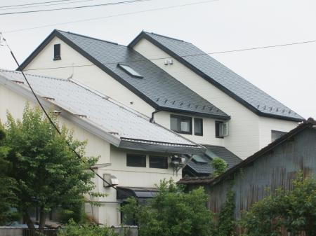 大垣市 屋根・外壁塗装他工事 南一色町M様邸