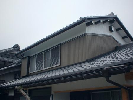 関ヶ原町 屋根瓦葺き替え・外壁リフォーム M様邸