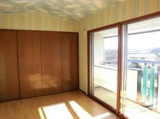 子ども部屋二重窓