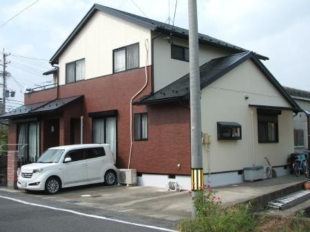 大垣市 屋根・外壁塗装工事 新田町U様邸