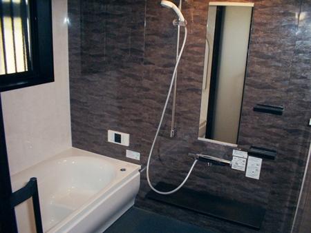 垂井町 浴室ほかリフォーム・下水切替工事