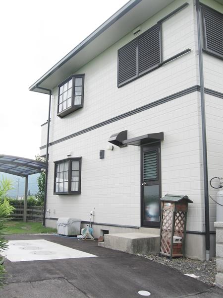 養老町 外壁・屋根塗装、浄化槽設置 M様邸