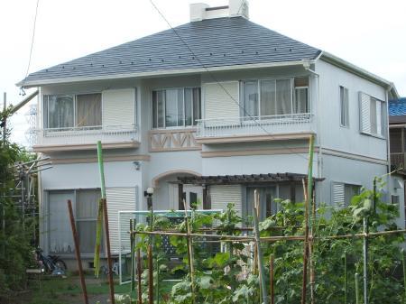 大垣市 屋根塗装 青木町T様邸