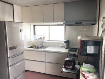 築30年台所のリフォームで明るく掃除もしやすく 大垣市楽田町S様邸キッチンリフォーム工事例